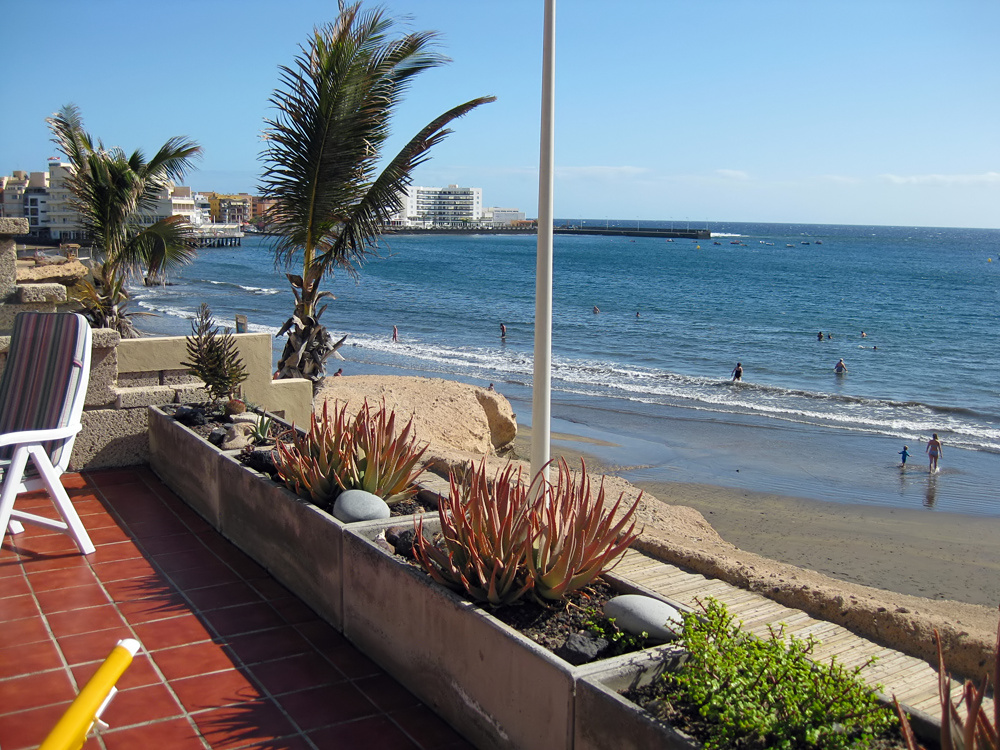 Apartments Barlovento in El Medano, Tenerife