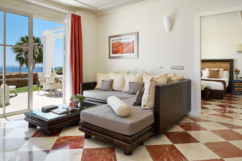 Hotel Suite Villa Maria (2 Bedroom) with Jacuzzi Picture 12