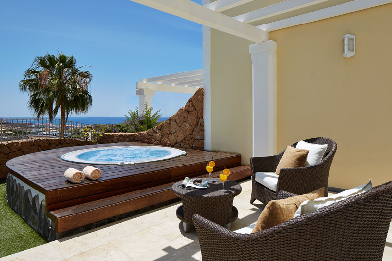 Hotel Suite Villa Maria 2 Bedroom With Jacuzzi Villa In Costa Adeje Golf Tenerife
