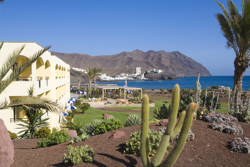 Playitas Aparthotel - Apartments in Playitas, Fuerteventura