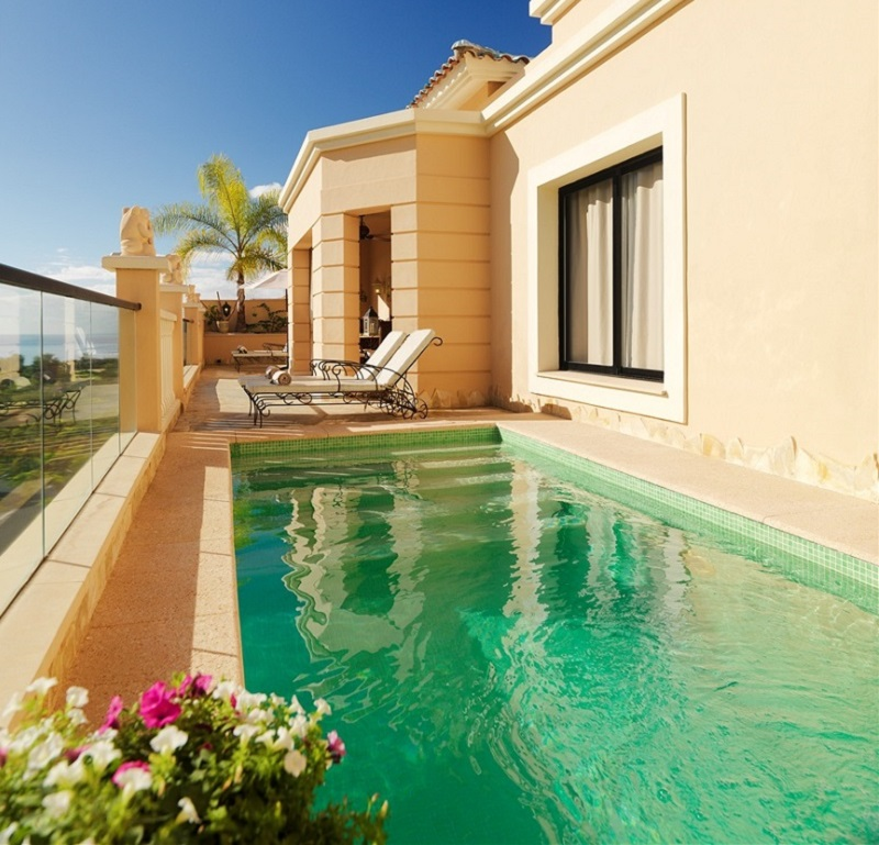 Princess Villa - Royal Garden Villas in Costa Adeje Golf, Tenerife
