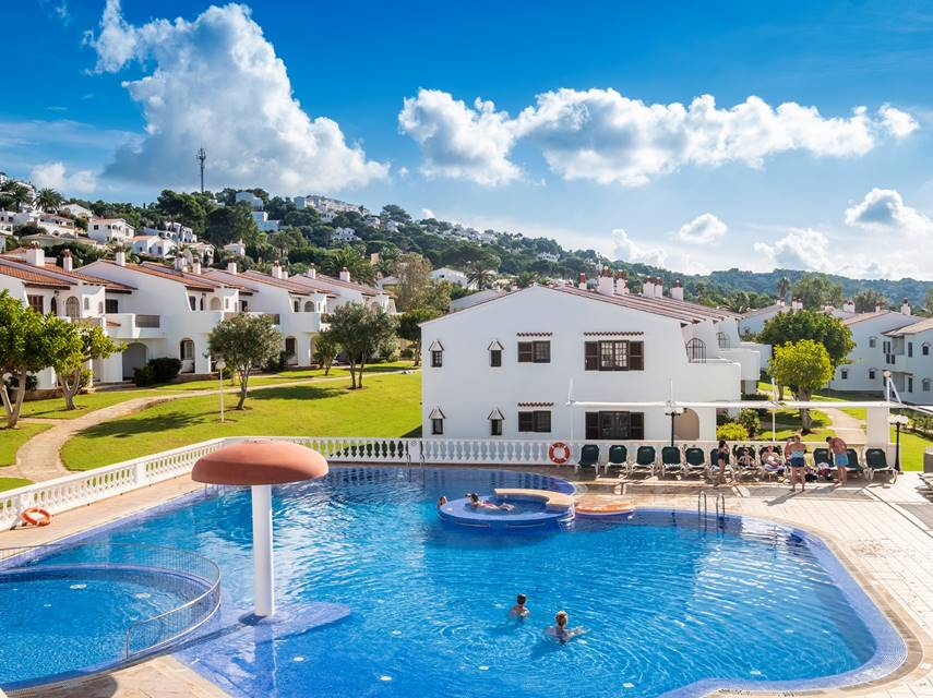 Son Bou Gardens (2 Bedrooms) in Son Bou, Menorca