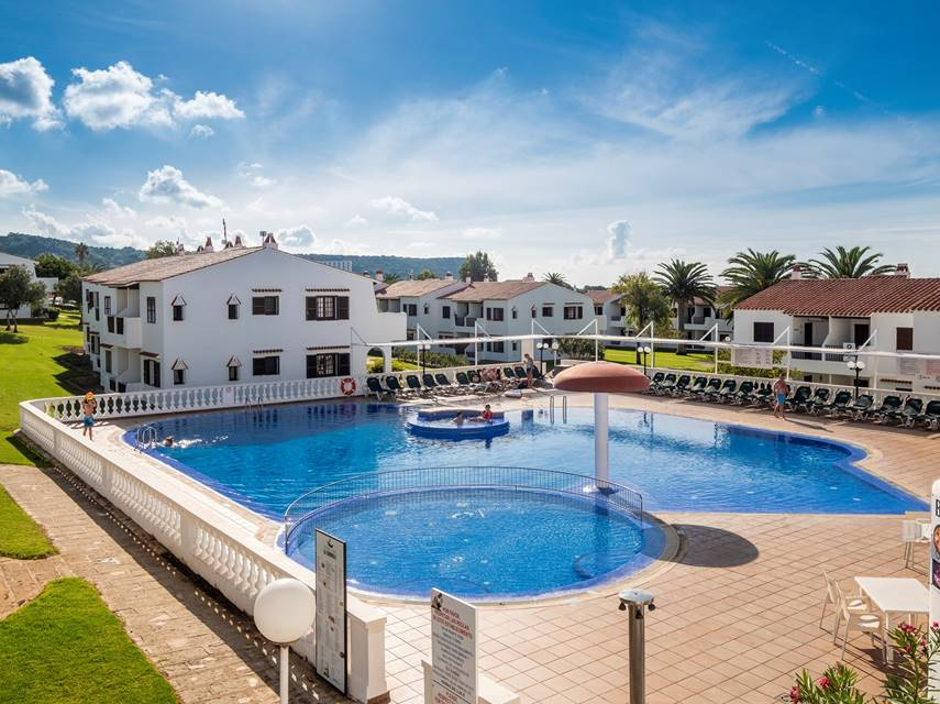 Son Bou Gardens (3 Bedrooms) in Son Bou, Menorca