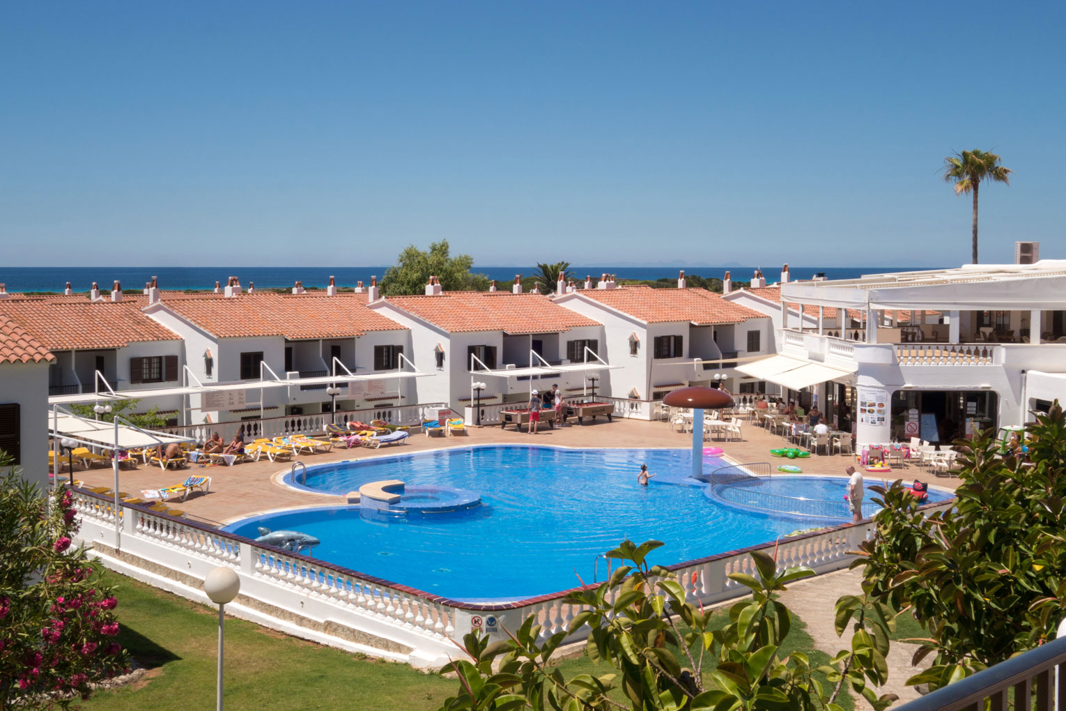Son Bou Playa Apartments (2 bedroom) in Son Bou, Menorca