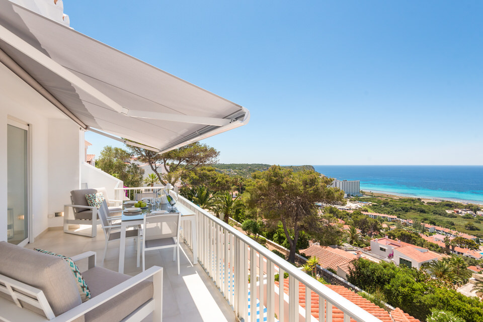 Suite Las Vistas, Alta Mar (1 Bedroom) in Son Bou, Menorca