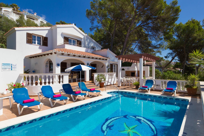 Villa Bonita Villa In Son Bou Menorca