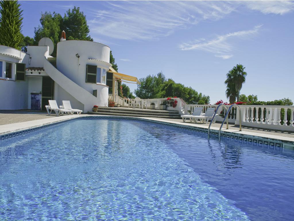 Villa Isabel 206 San Jaime Villa In Son Bou Menorca