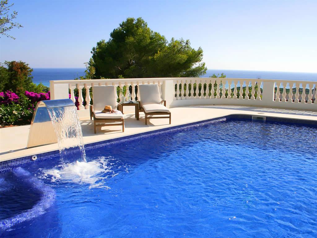 Villa Maitreya Villa In Son Bou Menorca