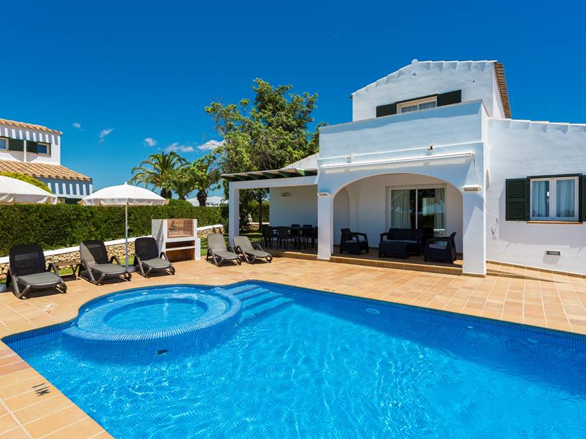 Villas Finesse - Type 2 in Son Bou, Menorca
