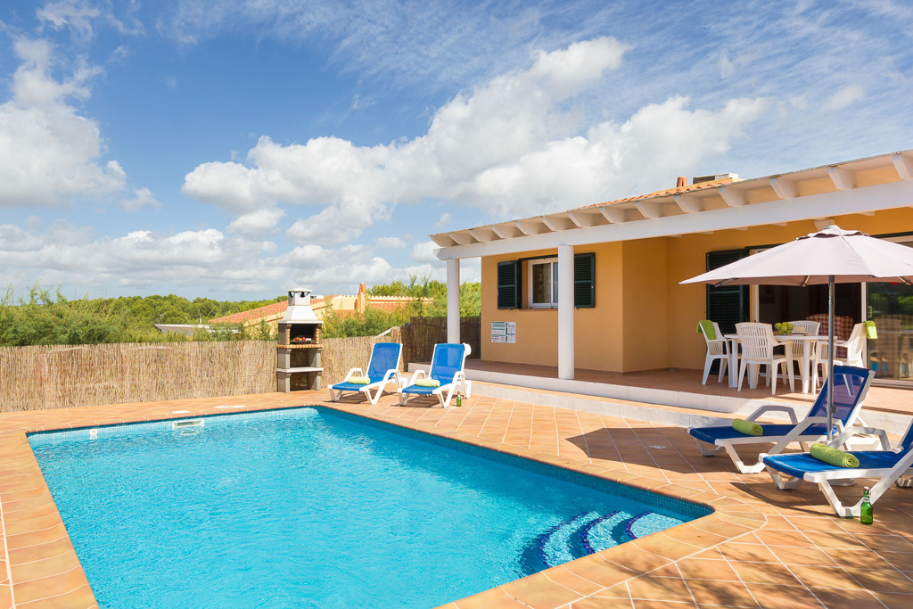 Villas Menorca Sur (2 Bedrooms) in Son Bou, Menorca