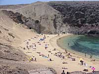 Papagayo Beaches - Lanzarote