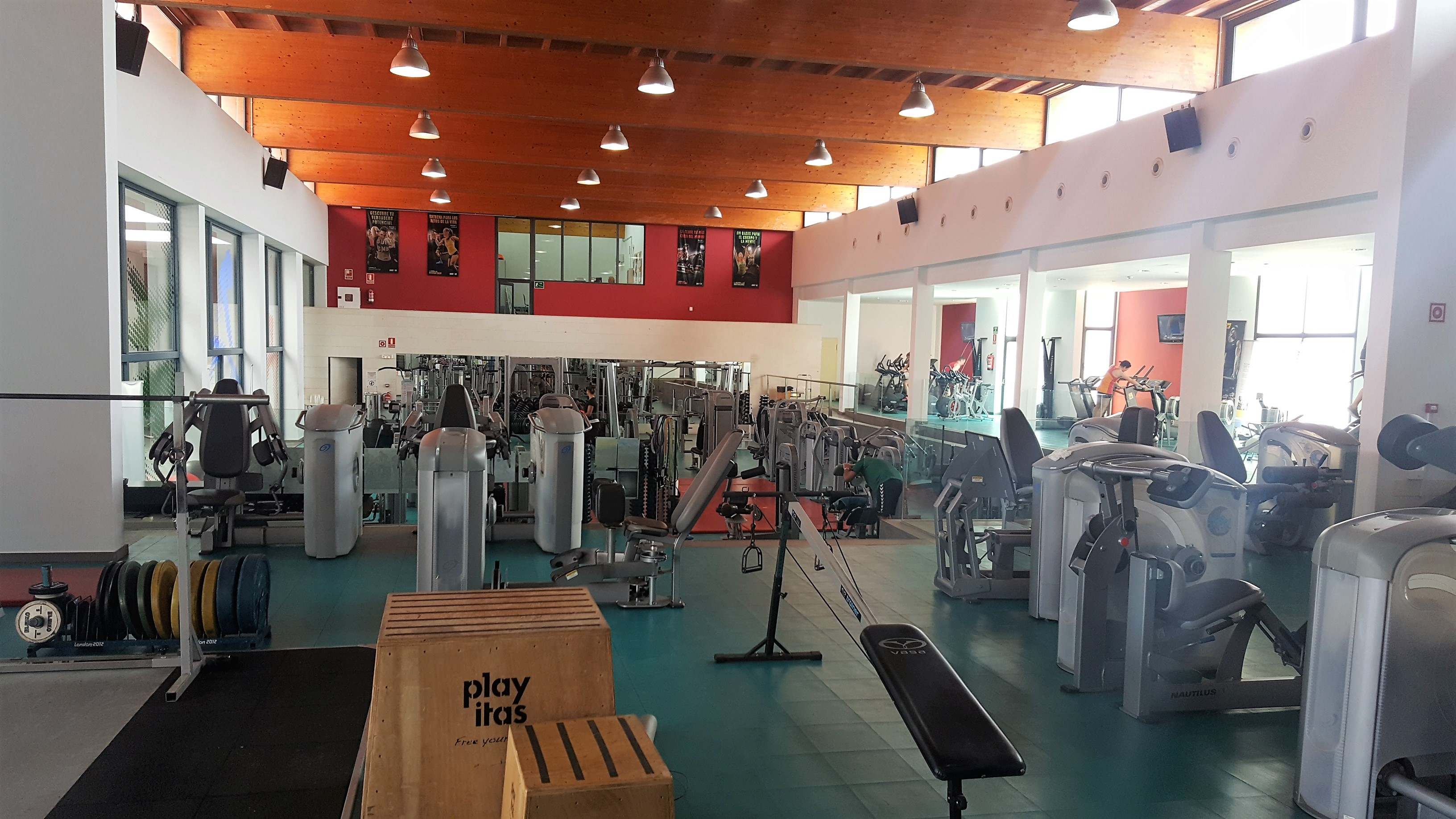 Playitas Resort Gym, Fuerteventura