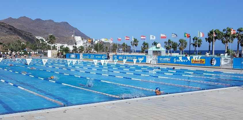 Playitas Resort, Olympic Swimming Pool