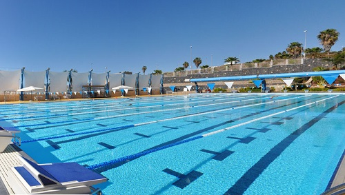 Tenerife Top Training 50m Olympic Swimming Pool